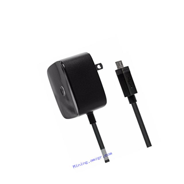 Motorola TurboPower 25 Micro-USB Wall Charger / OEM for Droid Turbo 2, MAXX 2