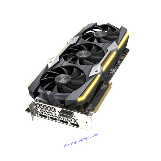 Zotac ZT-P10800I-10P Video Graphic Cards